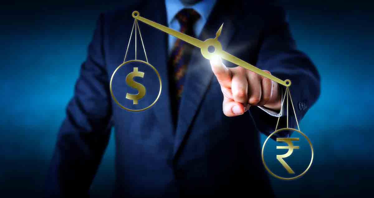 為替損益のイメージ